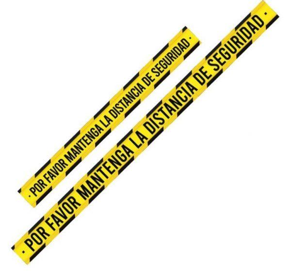 Pegatinas de seguridad para el suelo