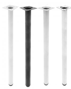 Patas para escritorio redondas