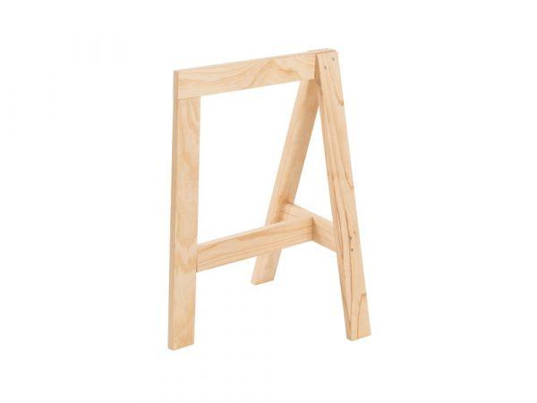 Patas de madera de pino