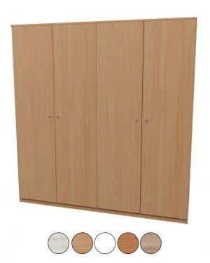 armario cuatro puertas